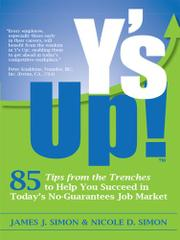 Y'S UP! by James J. and Nicole D. Simon