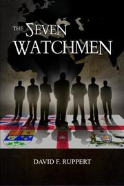 Cover art for THE SEVEN WATCHMEN