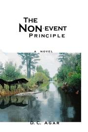Cover art for THE NONEVENT PRINCIPLE