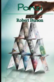 PONZI by Robert Burson