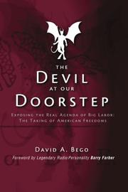 Cover art for THE DEVIL AT OUR DOORSTEP