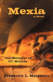 MEXIA by Frederick Malphurs