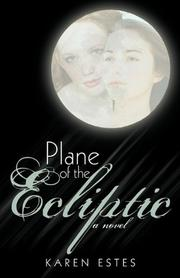 Cover art for PLANE OF THE ECLIPTIC