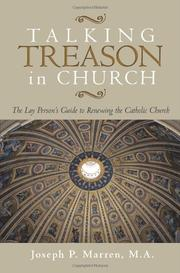TALKING TREASON IN CHURCH by Joseph P. Marren