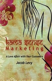 KAMA SENSE MARKETING by Jacob Levy