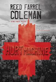 Book Cover for HURT MACHINE