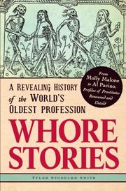 Book Cover for WHORE STORIES