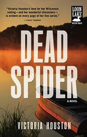 DEAD SPIDER  by Victoria Houston