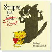 STRIPES THE TIGER by Jean Leroy