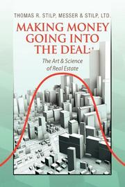 Book Cover for MAKING MONEY GOING INTO THE DEAL