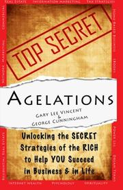 AGELATIONS by Gary Lee and George Cunningham Vincent