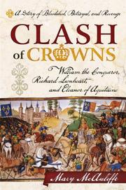 CLASH OF CROWNS by Mary McAuliffe