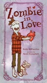 Book Cover for ZOMBIE IN LOVE