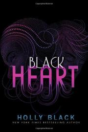 Book Cover for BLACK HEART