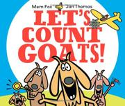 Book Cover for LET'S COUNT GOATS!