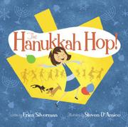 Book Cover for THE HANUKKAH HOP!