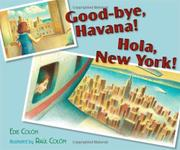 Cover art for GOOD-BYE, HAVANA!  HOLA, NEW YORK!