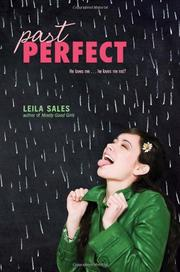 Cover art for PAST PERFECT