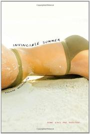 INVINCIBLE SUMMER by Hannah Moskowitz