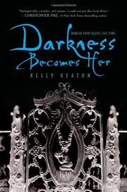 Cover art for DARKNESS BECOMES HER