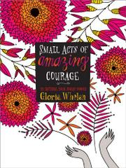 Cover art for SMALL ACTS OF AMAZING COURAGE
