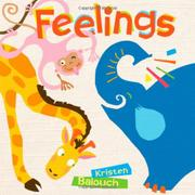Book Cover for FEELINGS