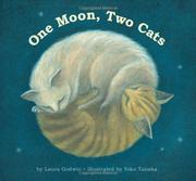Cover art for ONE MOON, TWO CATS