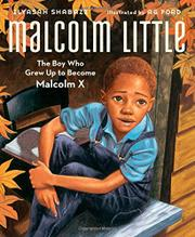 MALCOLM LITTLE by Ilyasah Shabazz