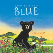 Cover art for BABY BEAR SEES BLUE