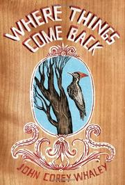 Book Cover for WHERE THINGS COME BACK