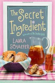 Book Cover for THE SECRET INGREDIENT