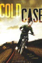 Book Cover for COLD CASE
