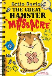 Book Cover for THE GREAT HAMSTER MASSACRE