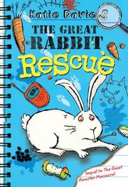 Book Cover for THE GREAT RABBIT RESCUE