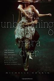 Cover art for THE UNBECOMING OF MARA DYER