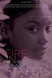 Cover art for FIRE IN THE STREETS