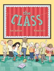 THE CLASS by Boni Ashburn