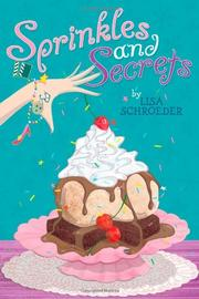 Book Cover for SPRINKLES AND SECRETS
