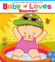 Book Cover for BABY LOVES SUMMER!