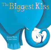 Book Cover for THE BIGGEST KISS