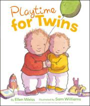 Book Cover for PLAYTIME FOR TWINS