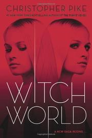Cover art for WITCH WORLD