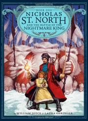 Cover art for NICHOLAS ST. NORTH AND THE BATTLE OF THE NIGHTMARE KING