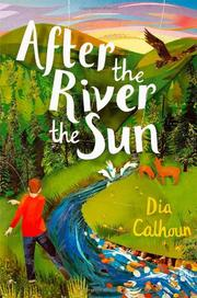 AFTER THE RIVER THE SUN by Dia Calhoun