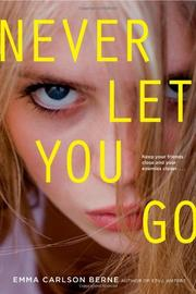 Book Cover for NEVER LET YOU GO