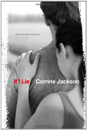 IF I LIE by Corrine Jackson