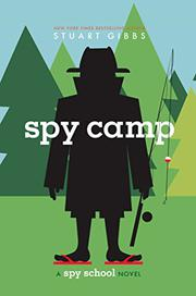 SPY CAMP by Stuart Gibbs