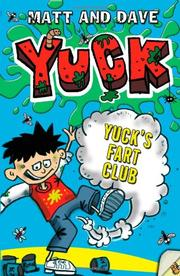 Book Cover for YUCK'S FART CLUB AND YUCK'S SICK TRICK