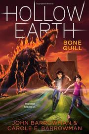 BONE QUILL by John  Barrowman