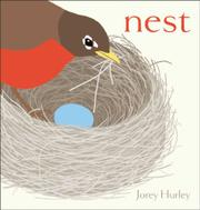 NEST by Jorey Hurley